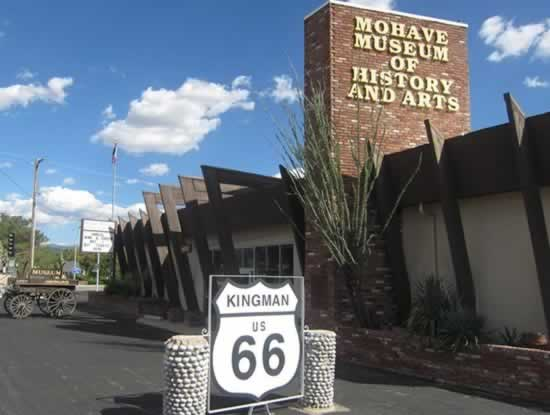Mohave Museum in Kingman