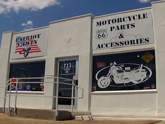 Rt 66 Motorcycle Parts & Accessories in Kingman, AZ