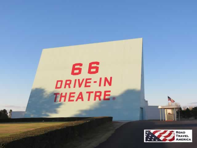 66 Drive-In Theater, Carthage, Missouri