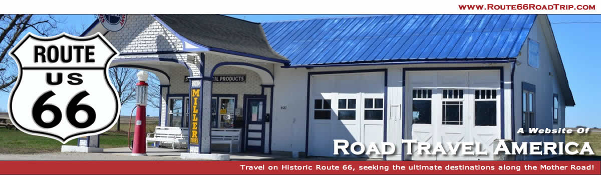 Route 66 Road Trip ... Home Page