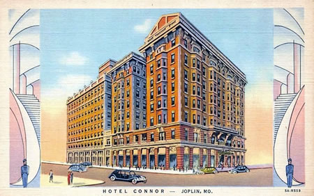 Hotel Connor in Joplin, Missouri