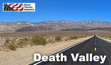 Death Valley National Park near Las Vegas